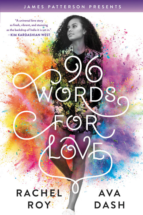 96 Words For Love By Rachel Roy Jimmy Patterson